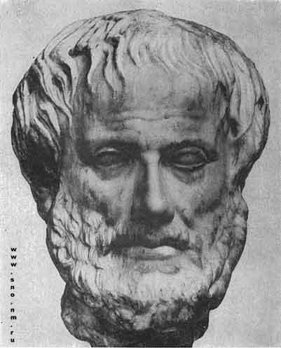 портрет Аристотеля