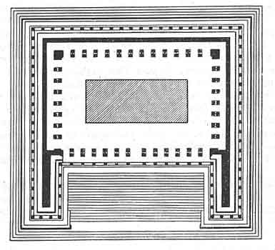 Алтарь Зевса